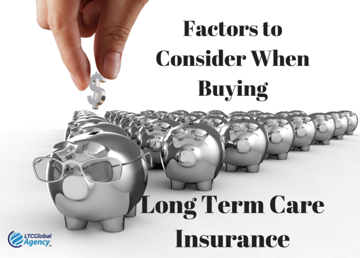 Buying Long-Term Care Insurance