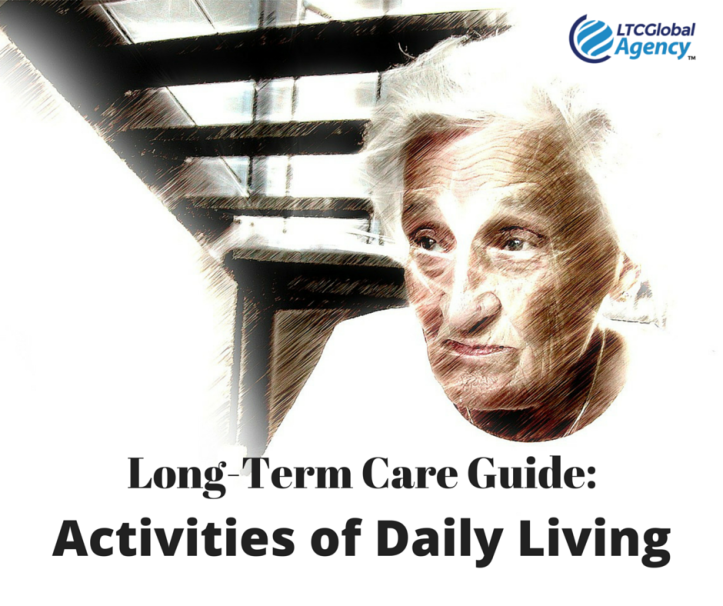 Long-term care Activities of daily living ADL